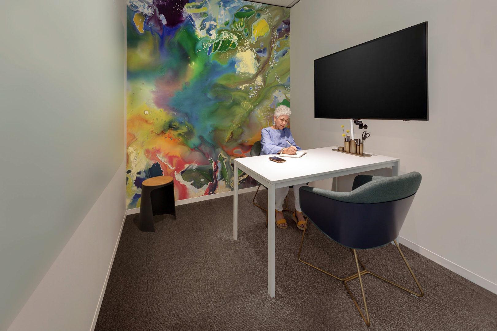focus room design