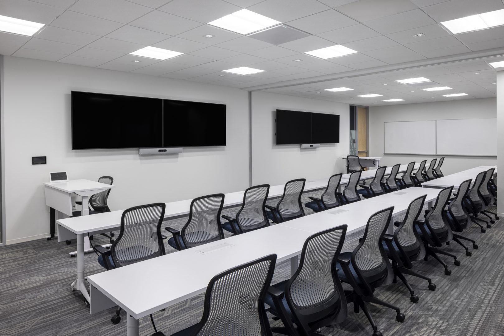Cognizant austin training room