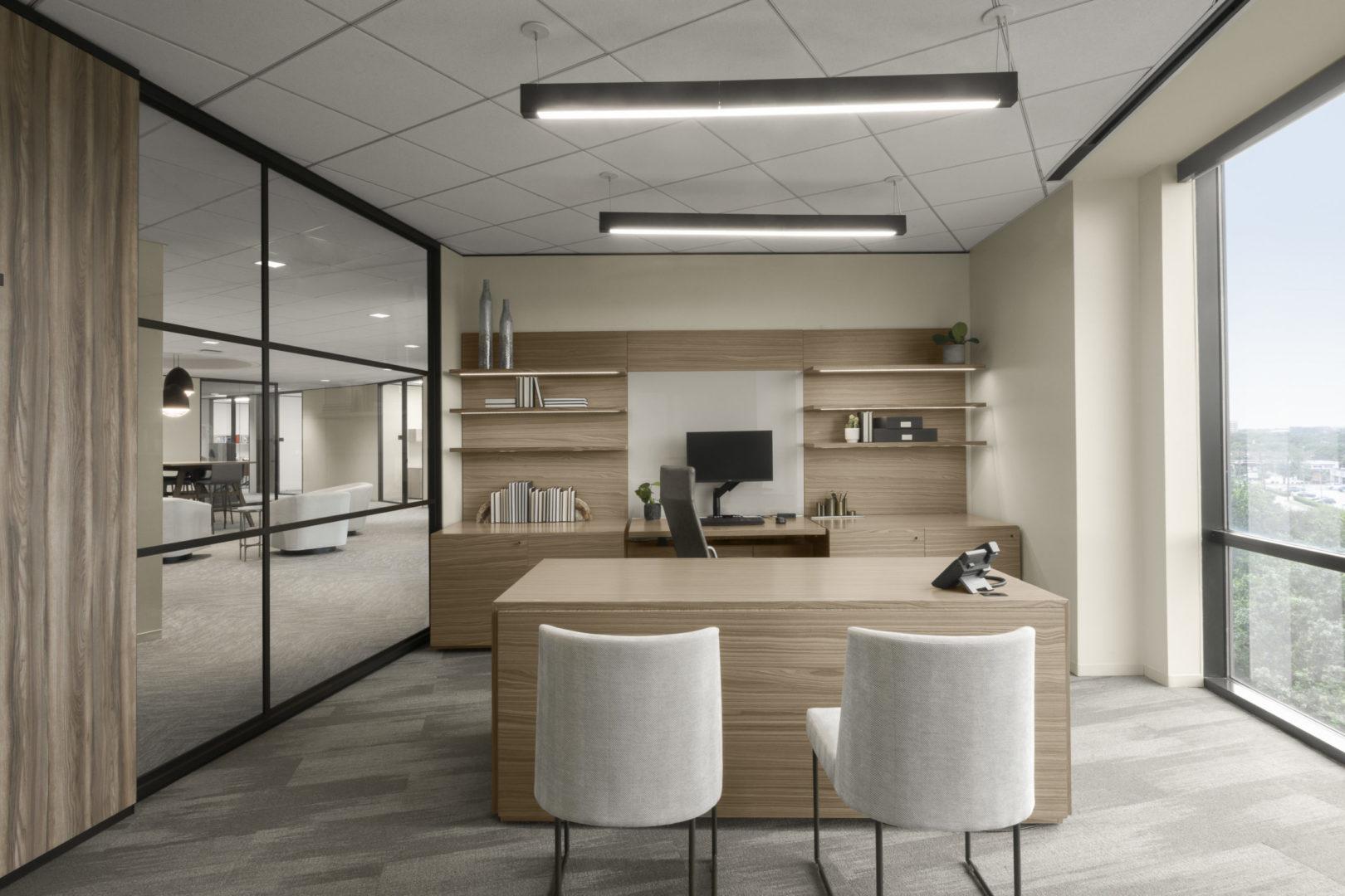 Encino Energy_Corporate Executive Office Design