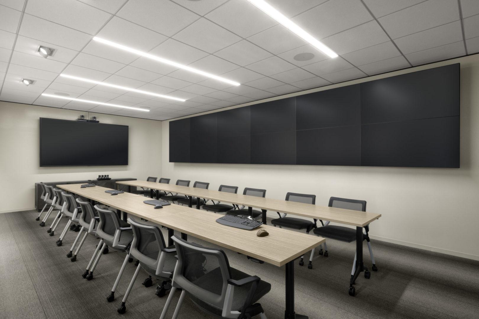 Encino Energy_Corporate Training Room Design