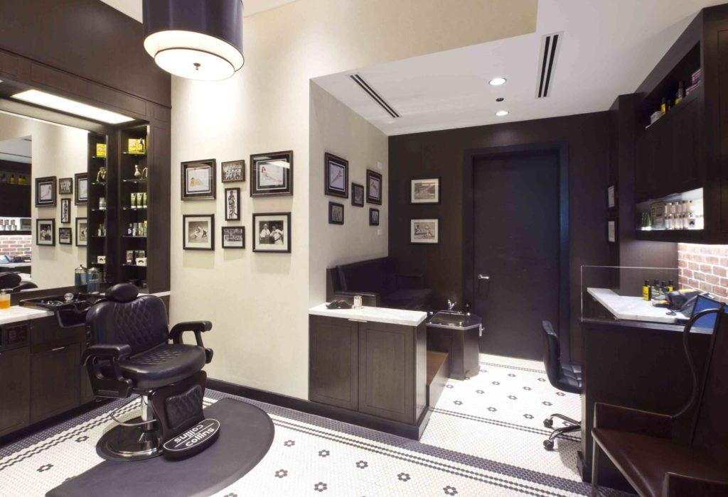 Golden Nugget Retail Stores: Barber Shop