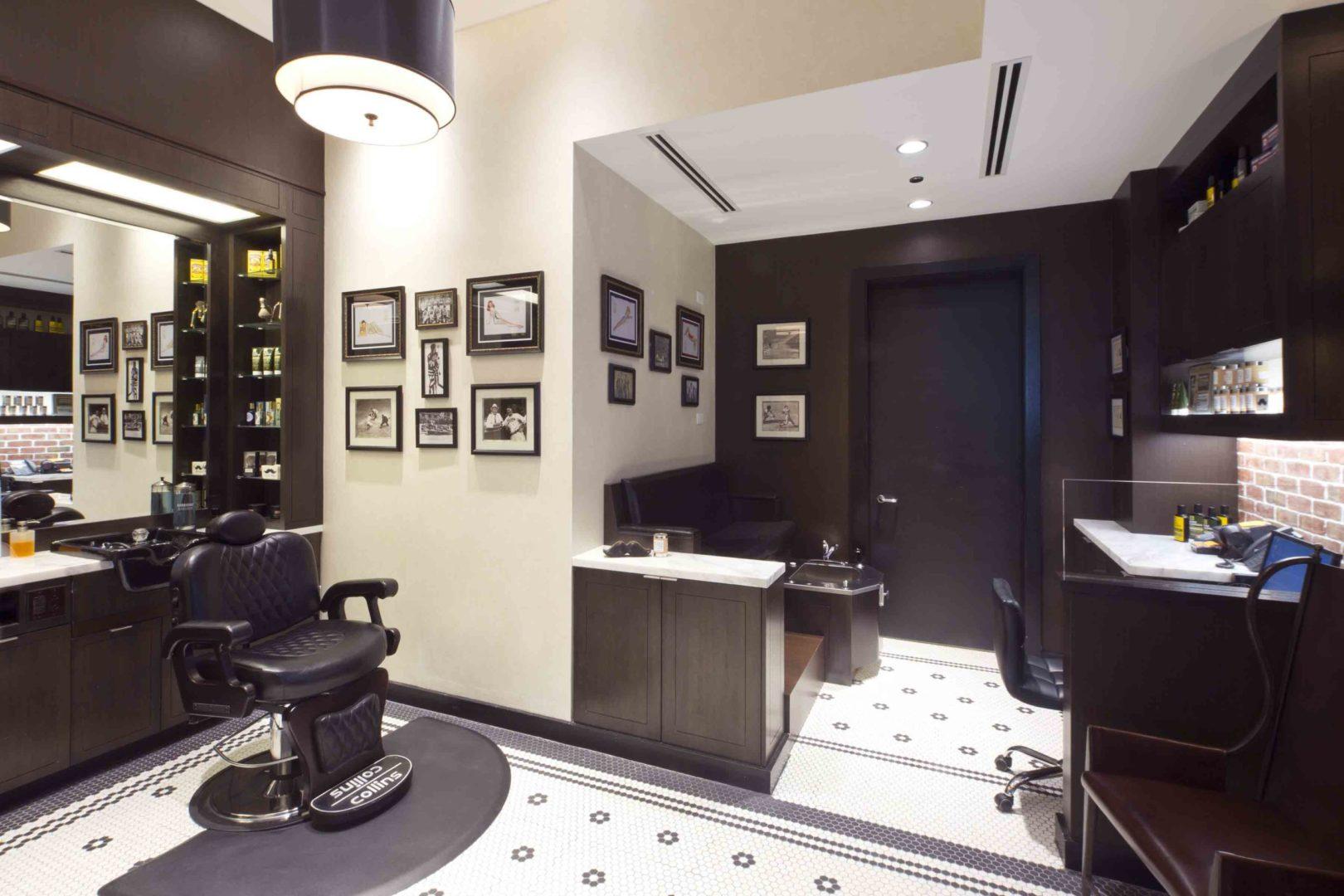 GNLC Barber Shop