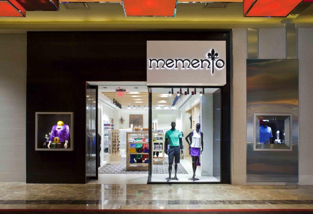 Golden Nugget Retail Stores: Memento