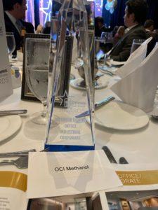 Awardwinning Abel Design Group REDNews_OCI_Methanol