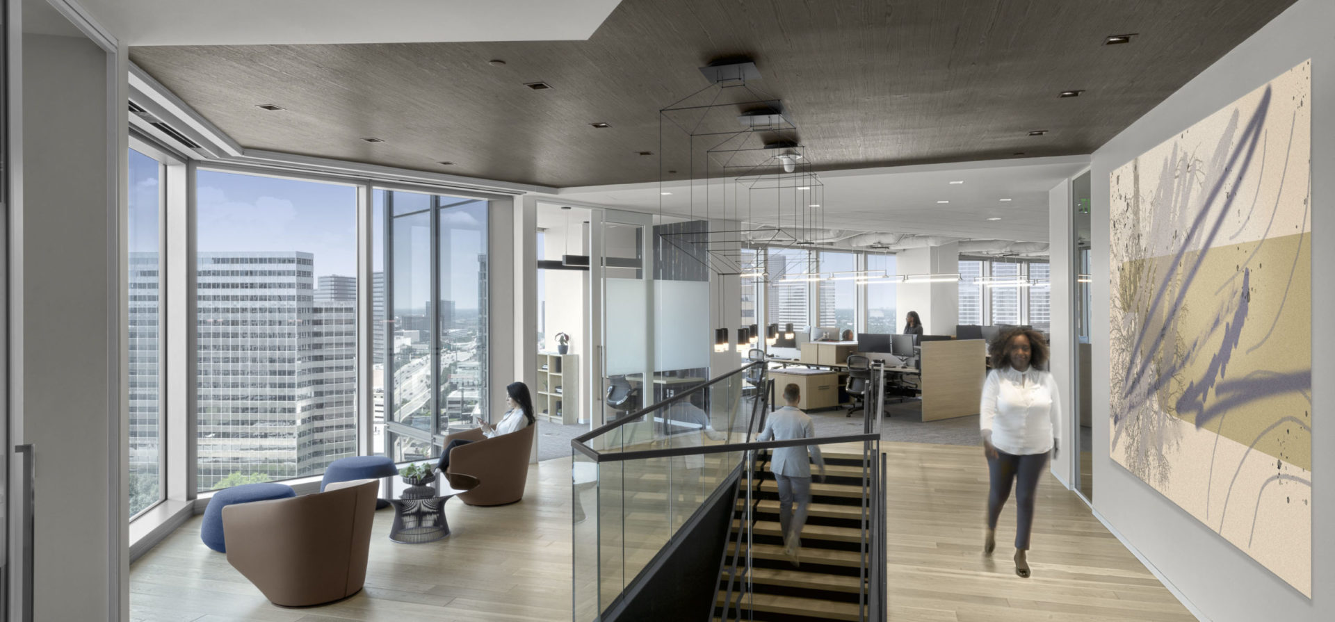 Hedge Fund Company / Think Tank Renovation and Expansion