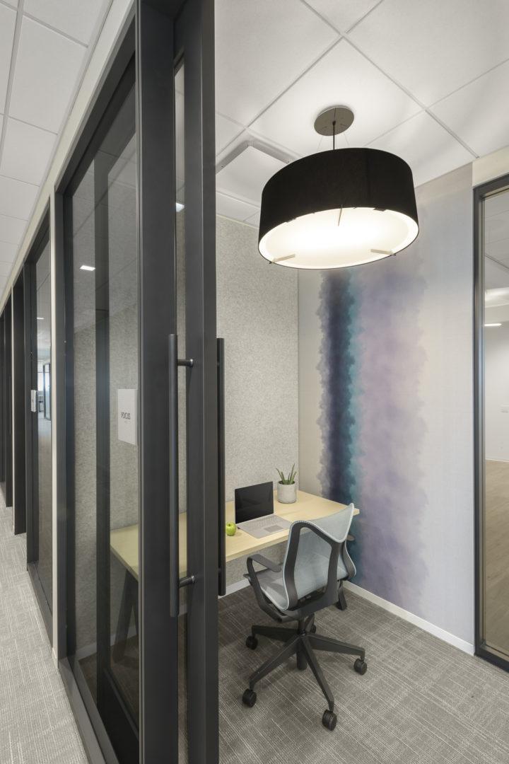 Fortune 500 Tech _ Focus Room