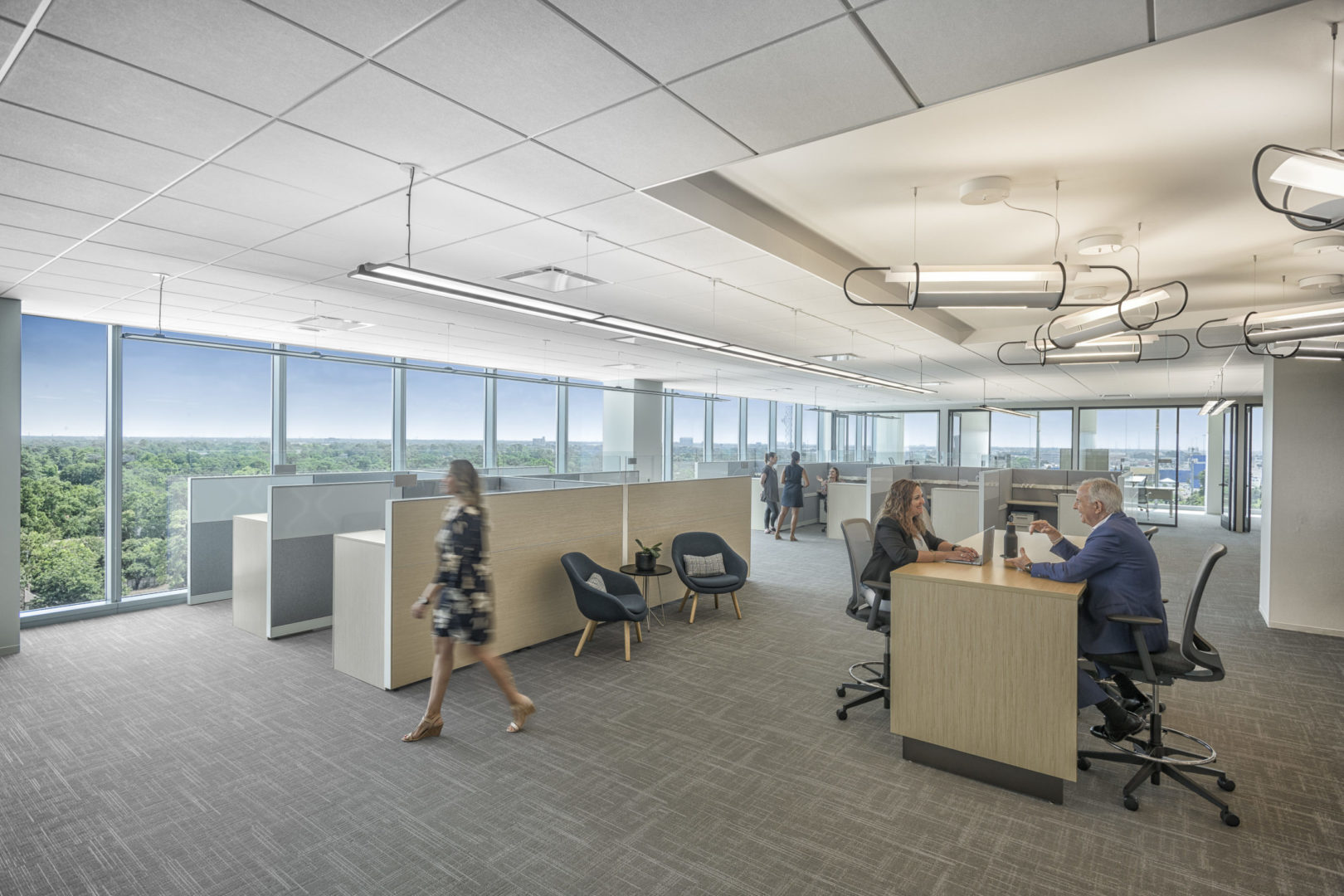 Fortune 500 Tech _ Open workspace